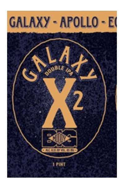 Galaxy X2 Double IPA