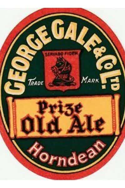 Gale's Prize Old Ale