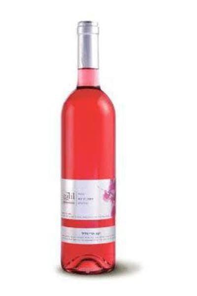Galil Mountain Winery Rose Kosher