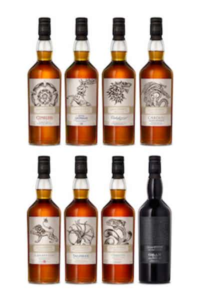 Game Of Thrones Scotch Collection