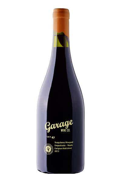 Garage Wine Company Lot #47 Carignan 2013