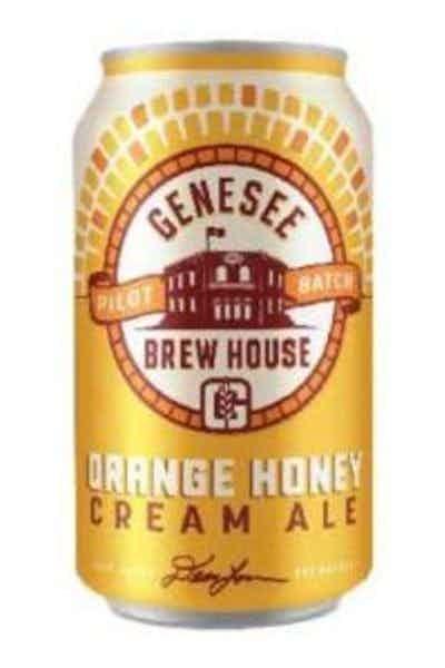 Genesee Orange Honey Cream Ale