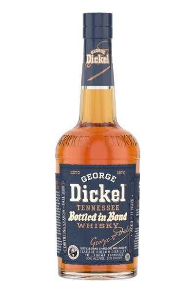 George Dickel Bottled in Bond Distilling Season 2008 Tennessee Whisky
