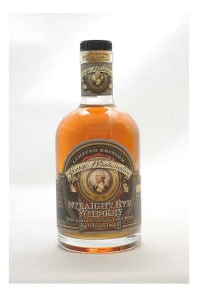 George Washington Straight Rye Whiskey