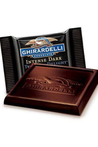 Ghirardelli 72% Dark Chocolate Squares