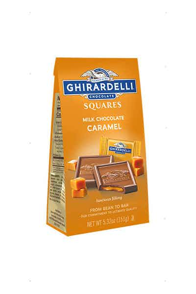 Ghirardelli Squares Milk Chocolate With Caramel Filling