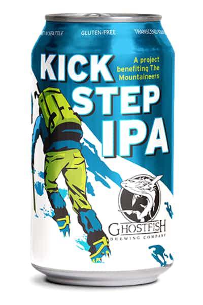 Ghostfish Kick Step IPA
