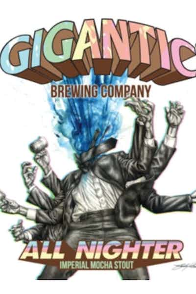 Gigantic All Nighter Stout