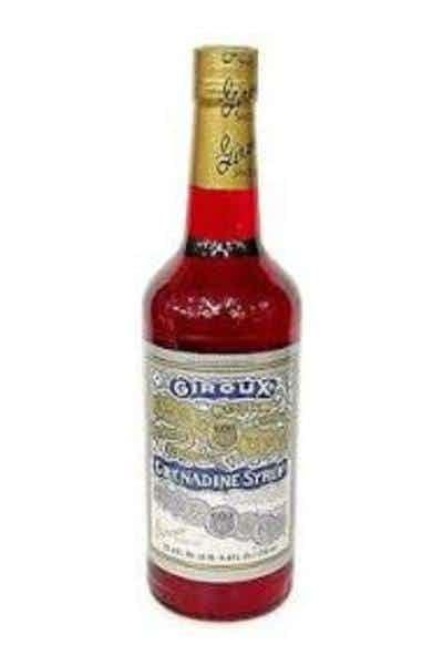 Giroux Grenadine Syrup