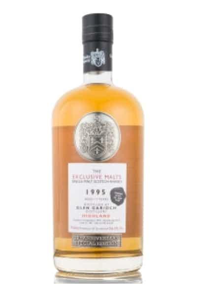 Glen Garioch The Exclusive Malts 1995 Scotch 19 Year