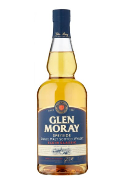 Glen Moray Speyside Single Malt