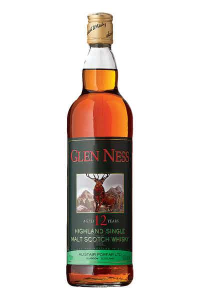 Glen Ness 12 Yr Single Malt Scotch Whisky