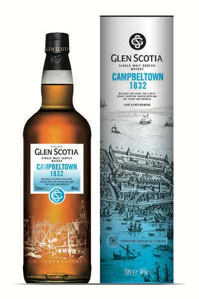 Glen Scotia 1832 Campbeltown