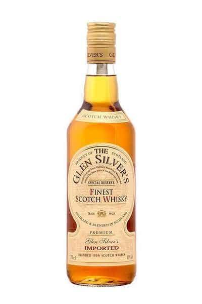 Glen Silver's Special Reserve Scotch Whisky