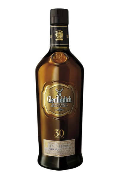 Glenfiddich 30 Year Single Malt