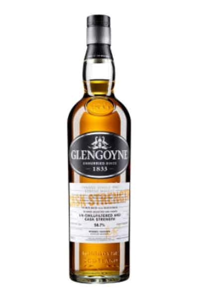 Glengoyne Single Malt Cask Strength