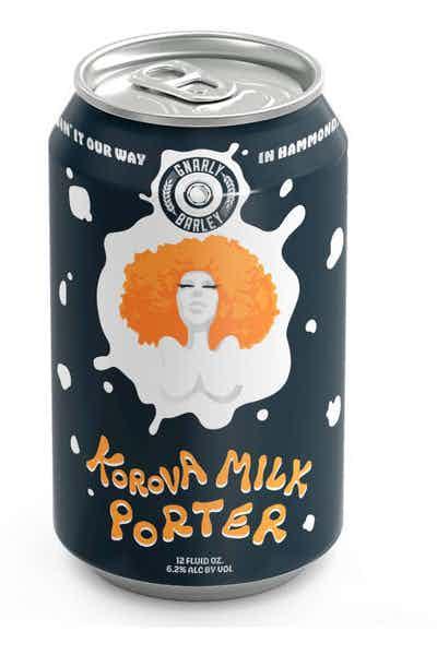 Gnarly Barley Korova Milk Porter