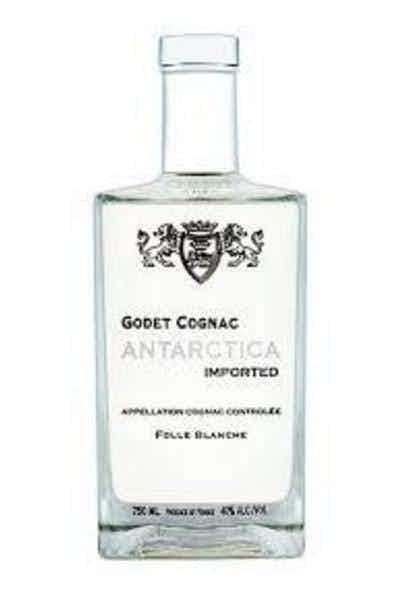 Godet Antarctica Icy White Cognac