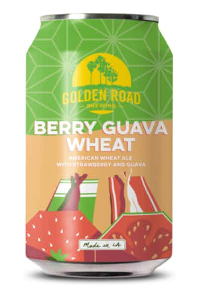 Golden Road Brewing Berry Guava Wheat Ale