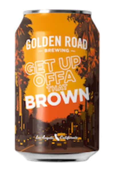 Golden Road Brewing Get Up Offa That Brown