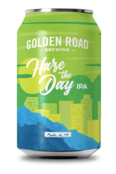 Golden Road Haze The Day IPA