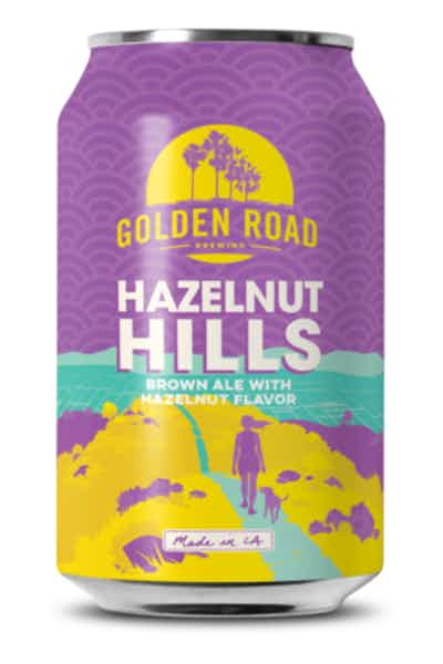 Golden Road Brewing Hazelnut Hills