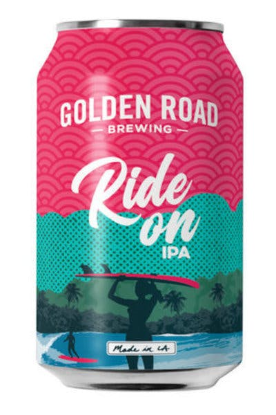 Golden Road Brewing Ride On IPA