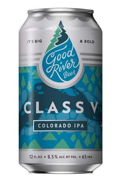 Good River Class V IPA