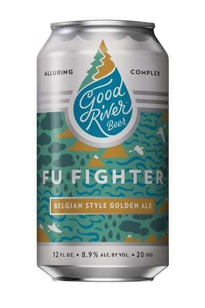 Good River Fu Fighter Belgian Ale