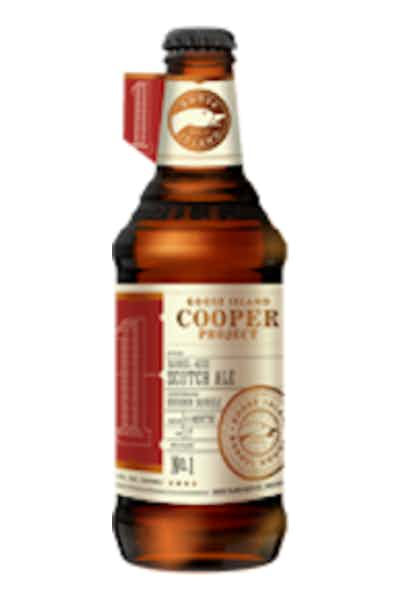 Goose Island Cooper Project No. 1