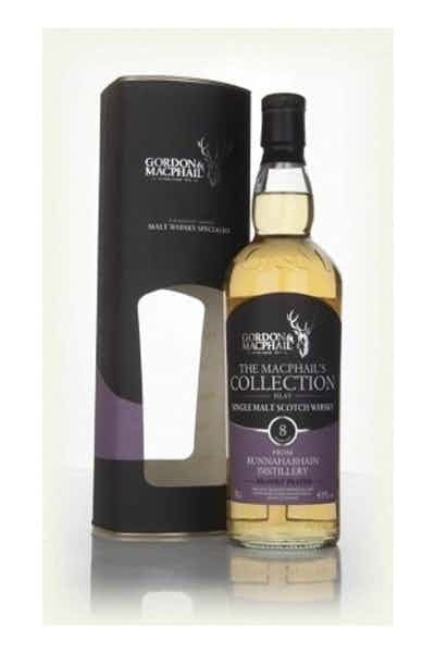 Gordon & Macphail Cask Strength 8 Year Bunnahabhain Distillery
