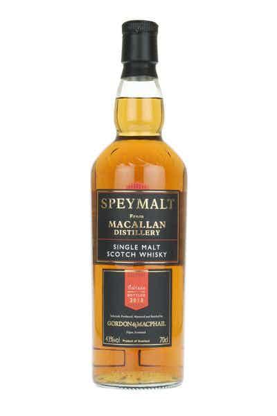 Gordon & Macphail Speymalt Macallan 8 Year
