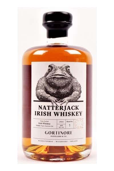 Gortinore Distillers & Co. Natterjack Irish Whiskey