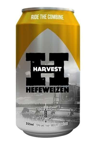 GP Brewing Harvest Hefeweizen