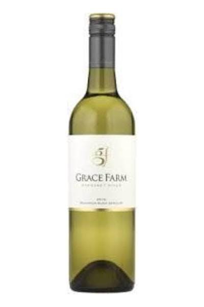 Grace & Vine Sauvignon Blanc 2015