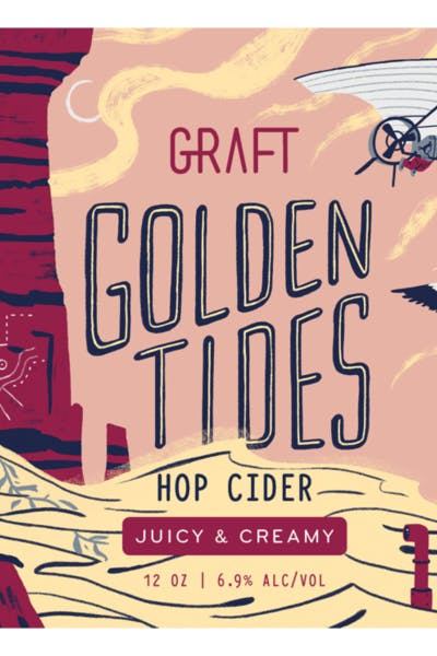 Graft Hop Cider Series