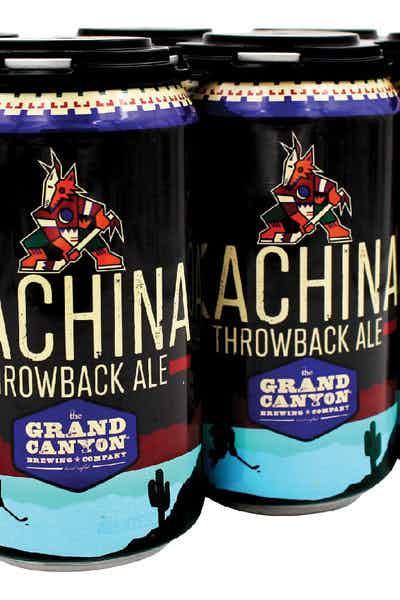 Grand Canyon Kachina Throwback Ale