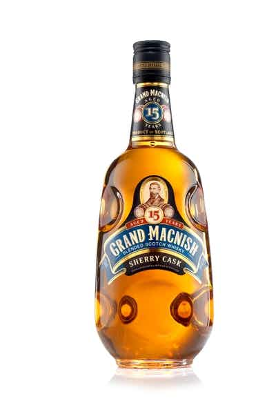 Grand Macnish 15 Year Sherry Cask