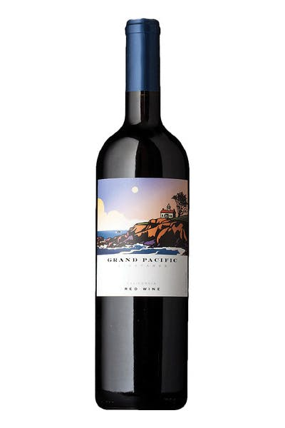 Grand Pacific Red Blend