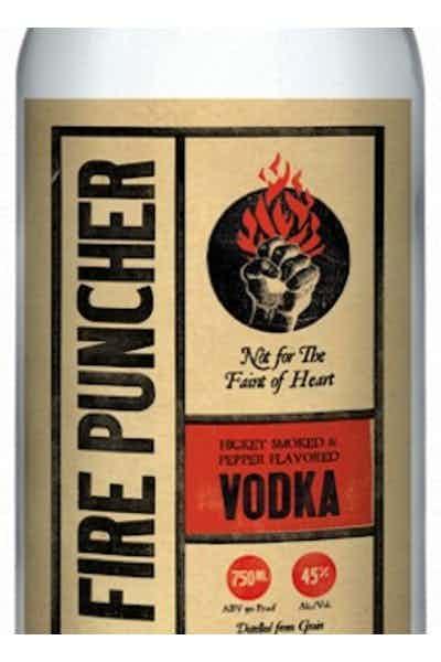 Grand Ten Fire Puncher Vodka