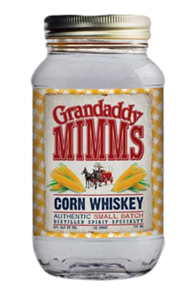 Grandaddy Mimms Moonshine 100 Proof
