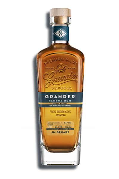 Grander Panama Rum Single Barrel