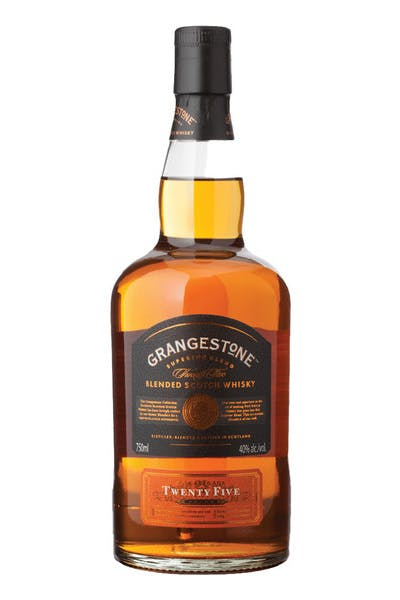 Grangestone 25 Year Blended Scotch Whisky