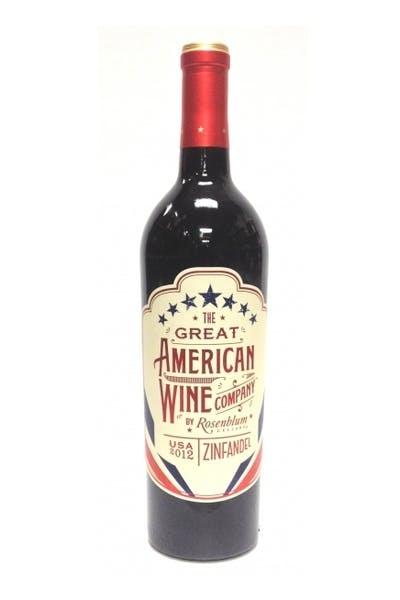 Great American Wine Co Zinfandel