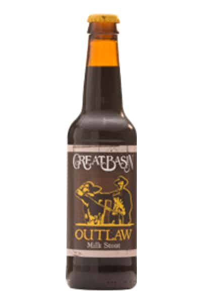 Great Basin Outlaw Milk Stout