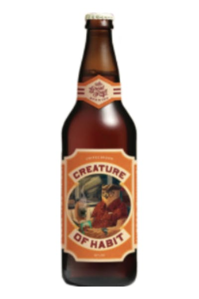 Great Raft Creature Of Habit Brown Ale