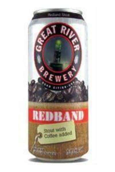 Great River Redband Coffee Stout
