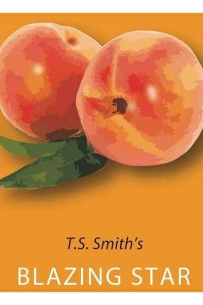 Great Shoals Blazing Star Peach Cider