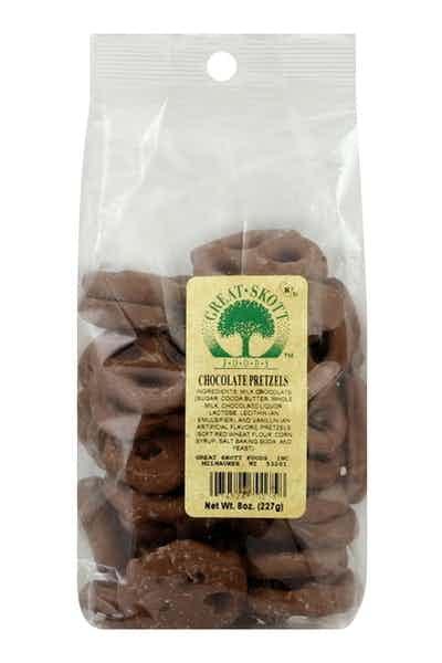 Great Skott Chocolate Raisins