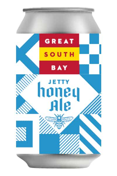 Great South Bay Brewery Jetty Honey Ale